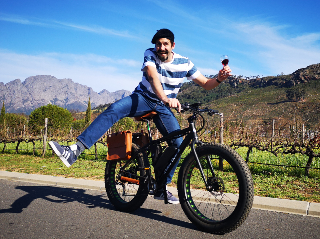E-Bike Bicycle Tours Winelands