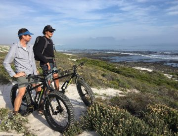 E-Fatbike Beach Tour